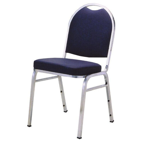 Our 1500 Series Stacking Armless Hospitality Chair with Rounded Back and 3