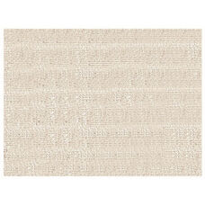 Frameless Burlap Weave Vinyl Display Panel with Squared Corners - Cement - 36''H x 48''W