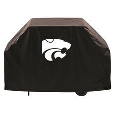 Kansas State University Logo Black Vinyl 60