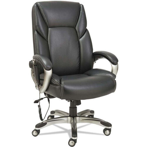Our Alera® Shiatsu Massage Chair, Black, Silver Base is on sale now.