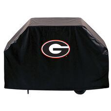University of Georgia Dog Logo Black Vinyl 60