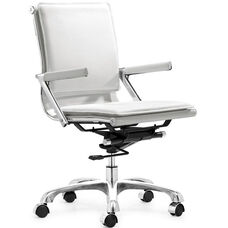 Lider Plus Office Chair in White
