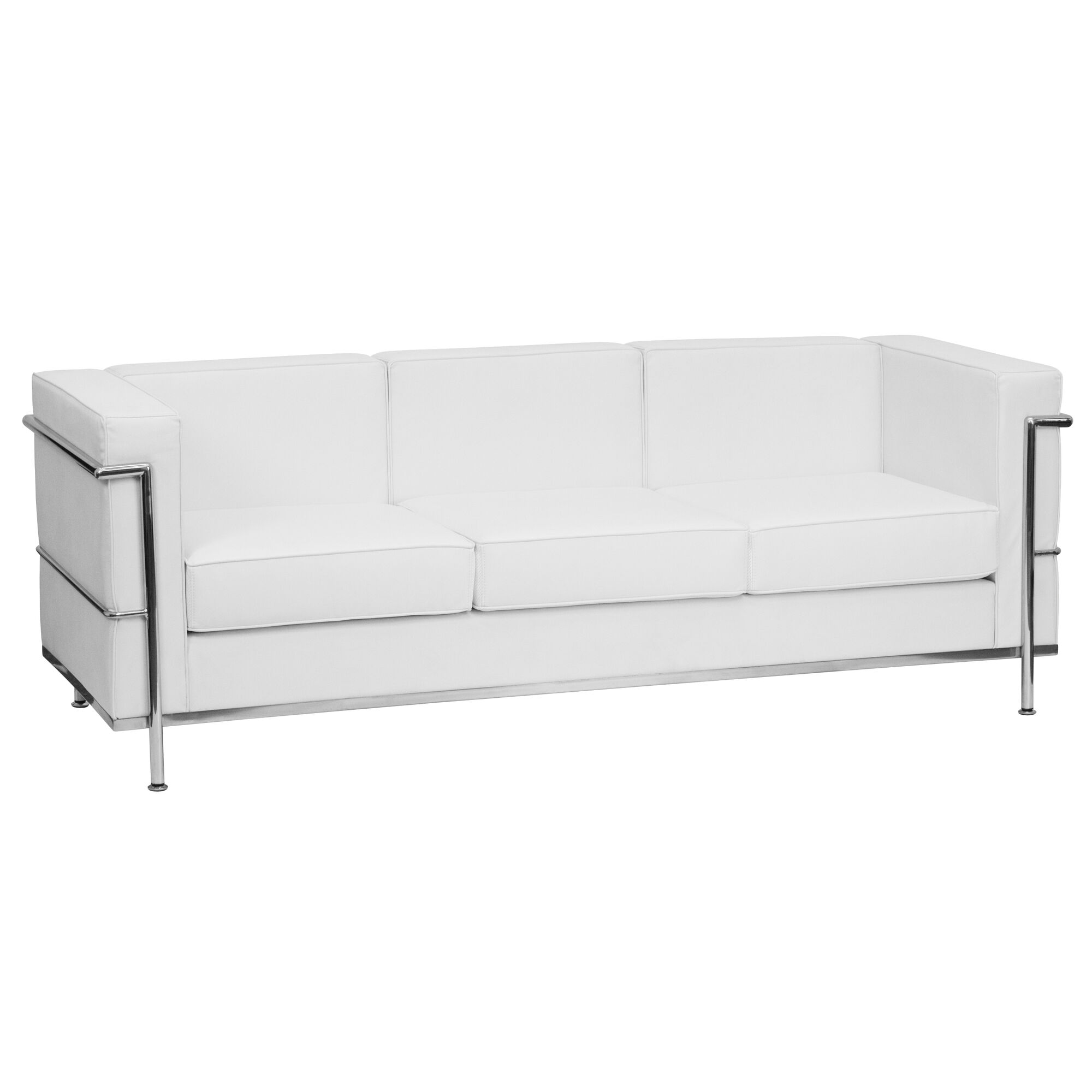 Our Hercules Regal Series Contemporary Melrose White