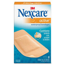 3M Nexcare Extra Cushion Knee/Elbow Bandages
