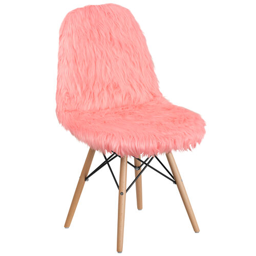 Our Shaggy Dog Hermosa Pink Accent Chair is on sale now.