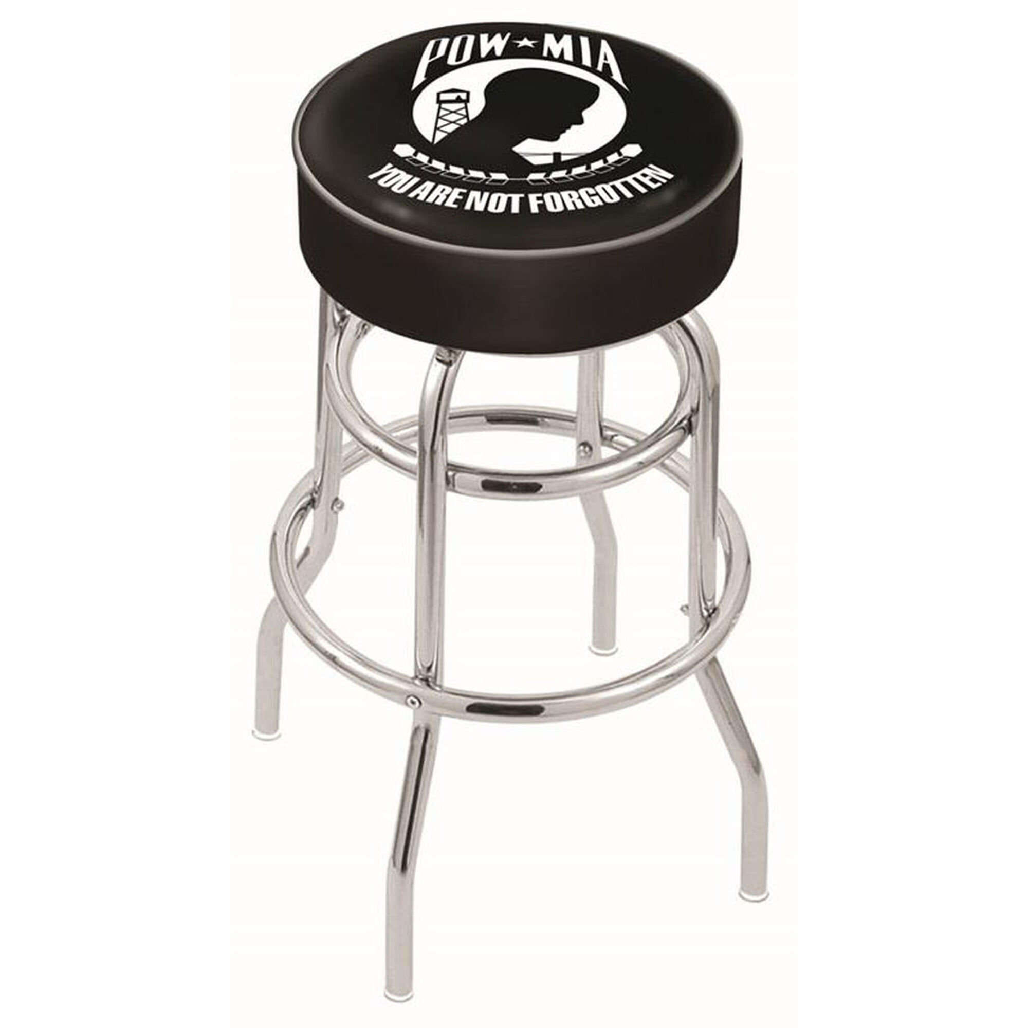Pow Swivel Counter Stool L7c125powmia Restaurantfurniture4lesscom