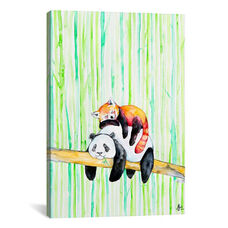 Lullaby by Marc Allante Gallery Wrapped Canvas Artwork