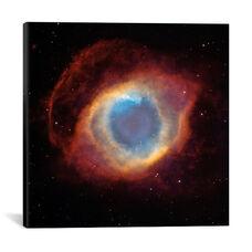 Helix (Eye of God) Nebula (Hubble Space Telescope) by NASA Gallery Wrapped Canvas Artwork