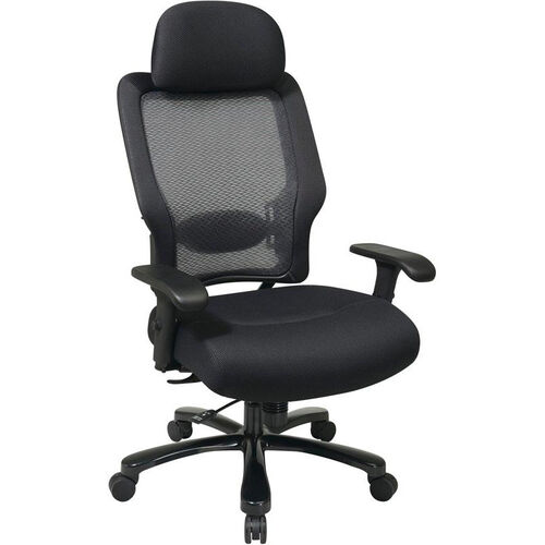 Our E Professional Air Grid Back And Mesh Seat Office Chair With 400 Lb Weight
