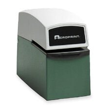 Acroprint Time Recorder Heavy-Duty Electric Time Stamp