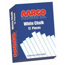 White Chalk - 12 Boxes of 12 Pieces