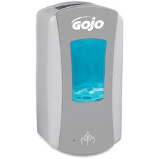 GOJO LTX-12 Gray/White High-capacity Soap Dispenser