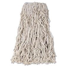 Rubbermaid® Commercial Economy Cut-End Cotton Wet Mop Head - 24oz - 1