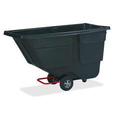 Rubbermaid Commercial Products Industrial Strength Tilt Truck - 56.8