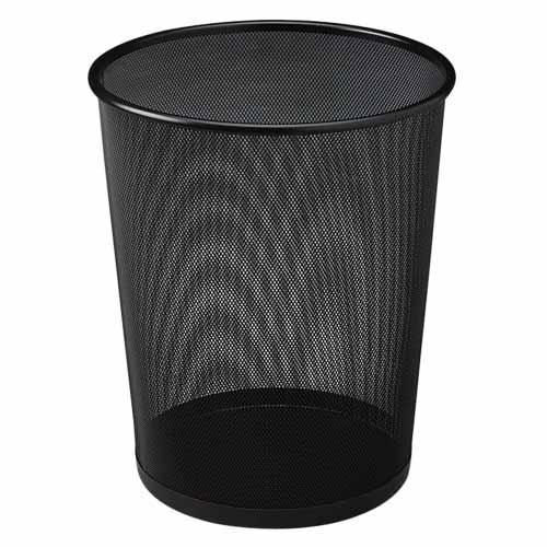 Rubbermaid Commercial Products Steel Mesh Wastebasket - 11.5