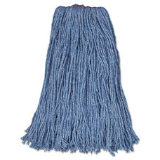 Rubbermaid® Commercial Cotton/Synthetic Cut-End Blend Mop Head - 24oz - 1