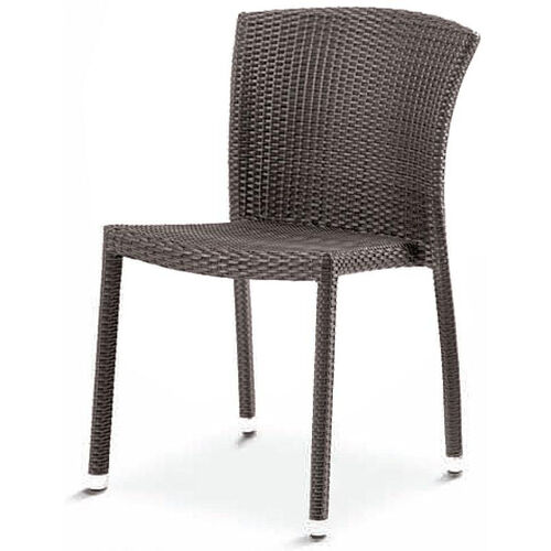 Biscayne Collection Stackable Outdoor Side Chair