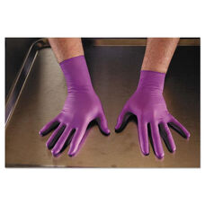 Kimberly-Clark Professional Purple Nitrile Exam Gloves - Large - Purple - 500/CT