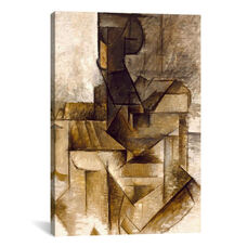 The Rower by Pablo Picasso Gallery Wrapped Canvas Artwork