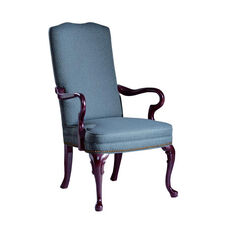 Hamilton Series Gooseneck Guest Chair without Tufts