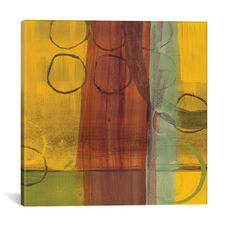 Kaleidoscope Rotations II by Leslie Bernsen Gallery Wrapped Canvas Artwork