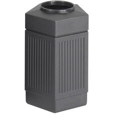 Canmeleon™ 30 Gallon Indoor or Outdoor Pentagon Shape Receptacle