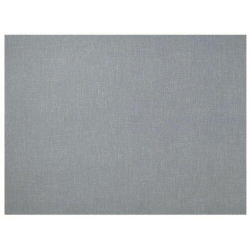 Frameless Designer Fabric Display Panel with Squared Corners - Gray - 18