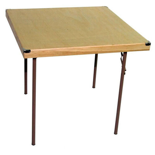 Our Caterer Elite Series Large Card Table with Non Marring Floor Glides - 36