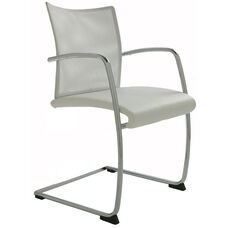 Visita Mesh Back Sled Base Chair