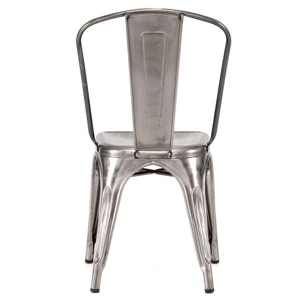 Set Of 4 Dreux Stack Side Chairs Ls 9000 Gun