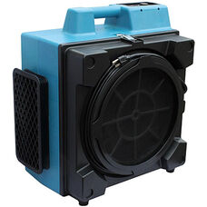 X-3300 Pro Clean Eco Filter Air Scrubber with 4 Stage Filtration Purifier System and 1/3 HP