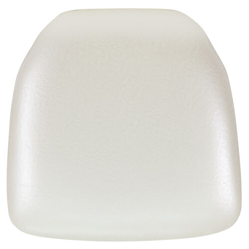 Our Hard Ivory Vinyl Chiavari Chair Cushion is on sale now.