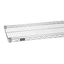 Poly-Z-Brite Standard Wire Shelf - 24