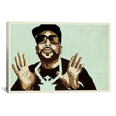 Big Boi by Kyle Mosher Gallery Wrapped Canvas Artwork