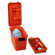 Flambeau First Aid Storage Transport Case