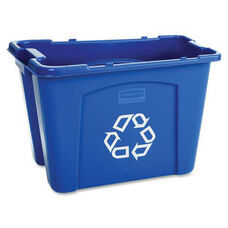 Rubbermaid Commercial Products Recycling Container - 15