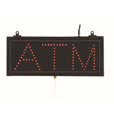 High Visibility LED ATM Sign - 6.75