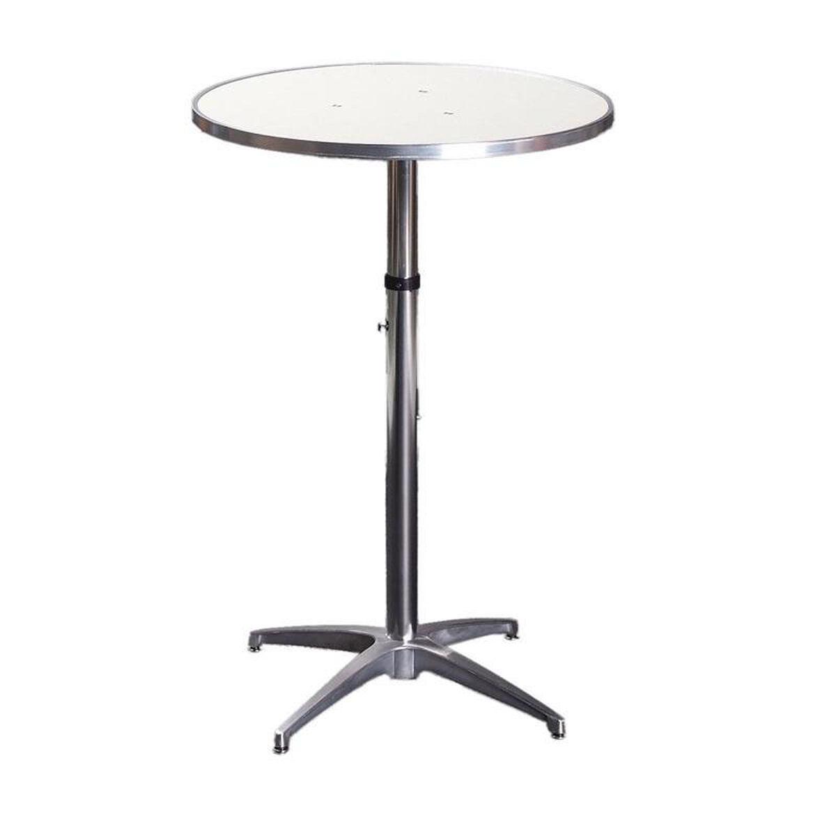 Height Adjule Round Table Mf36rdpedadj Cae