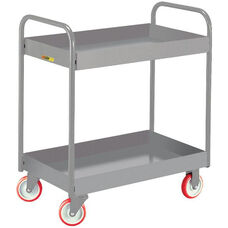 Welded 2 Shelf Truck With 3