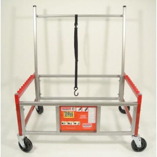 Our Steel Flagship Ergonomic Table Toter Junior for Rectangular Folding Tables - 37