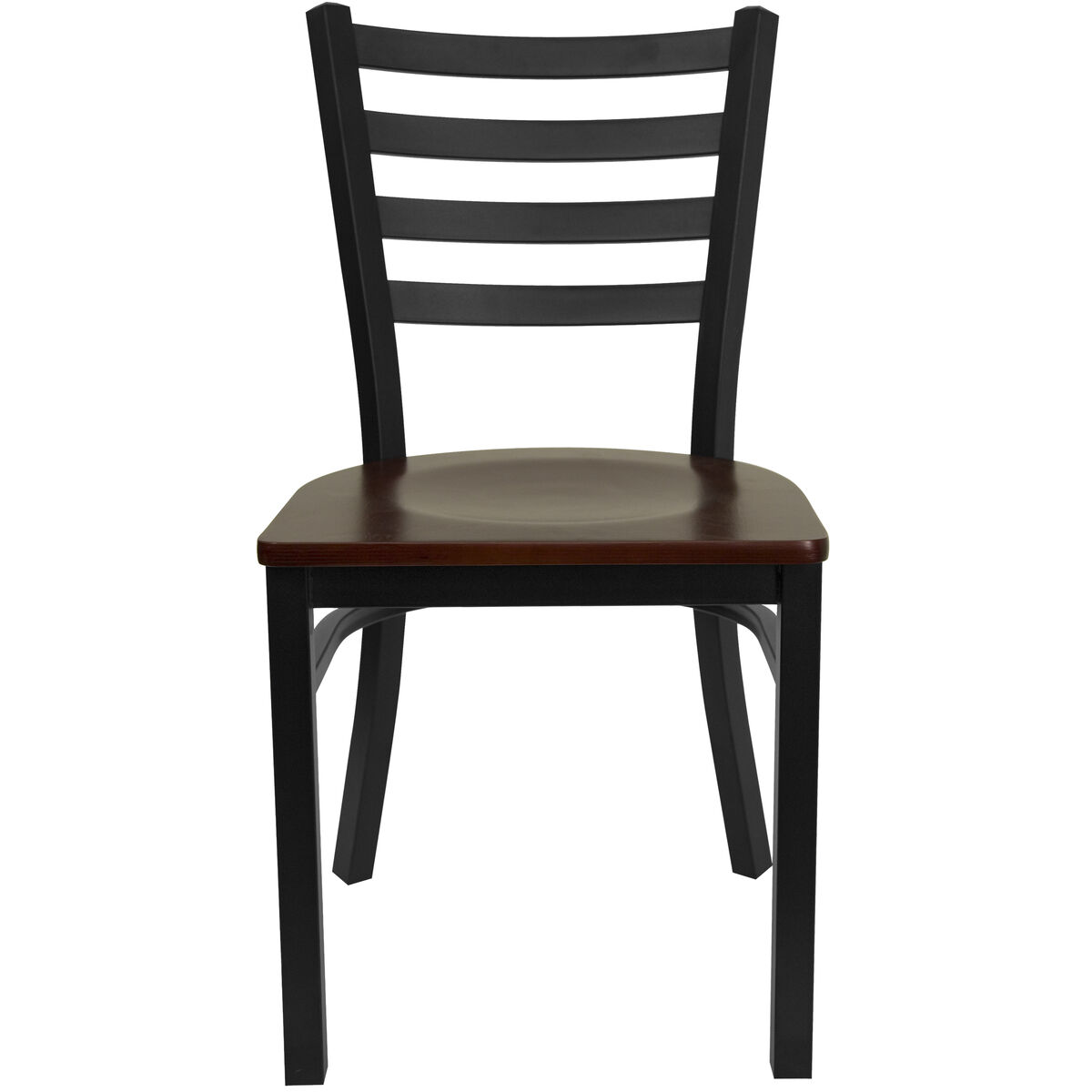 Black Ladder Chair Mah Seat Bfdh 6147ladmw Tdr