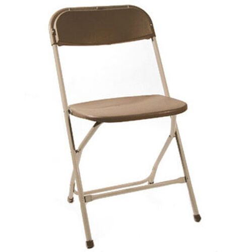 Our 500 lb. Max Brown with Neutral Frame Poly Performance Folding Chair is on sale now.