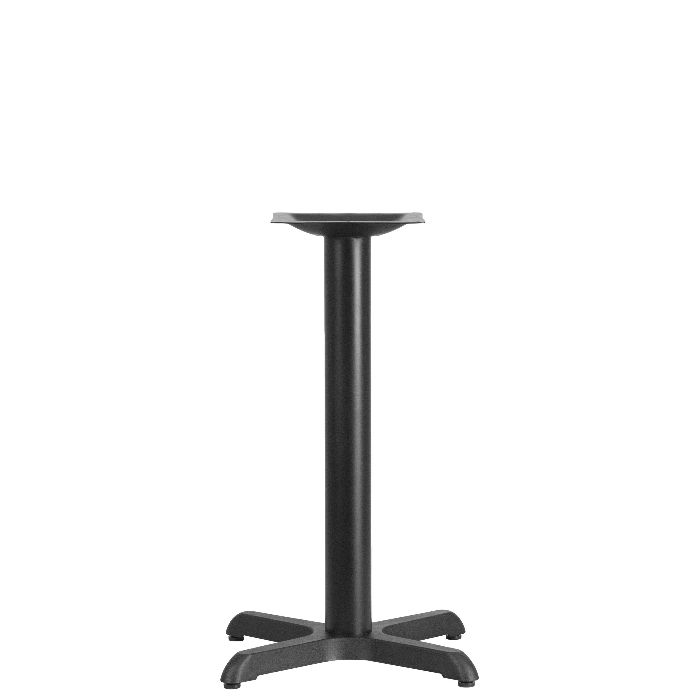 22u0027u0027 X 22u0027u0027 X Base With 3u0027u0027 Dia. Table Height Column