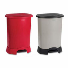 Rubbermaid Commercial Products Step-on Container - 19.7