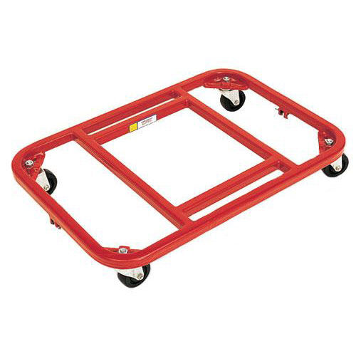 Our Steel Frame Royal Red Dolly with Vinyl Finish - 20