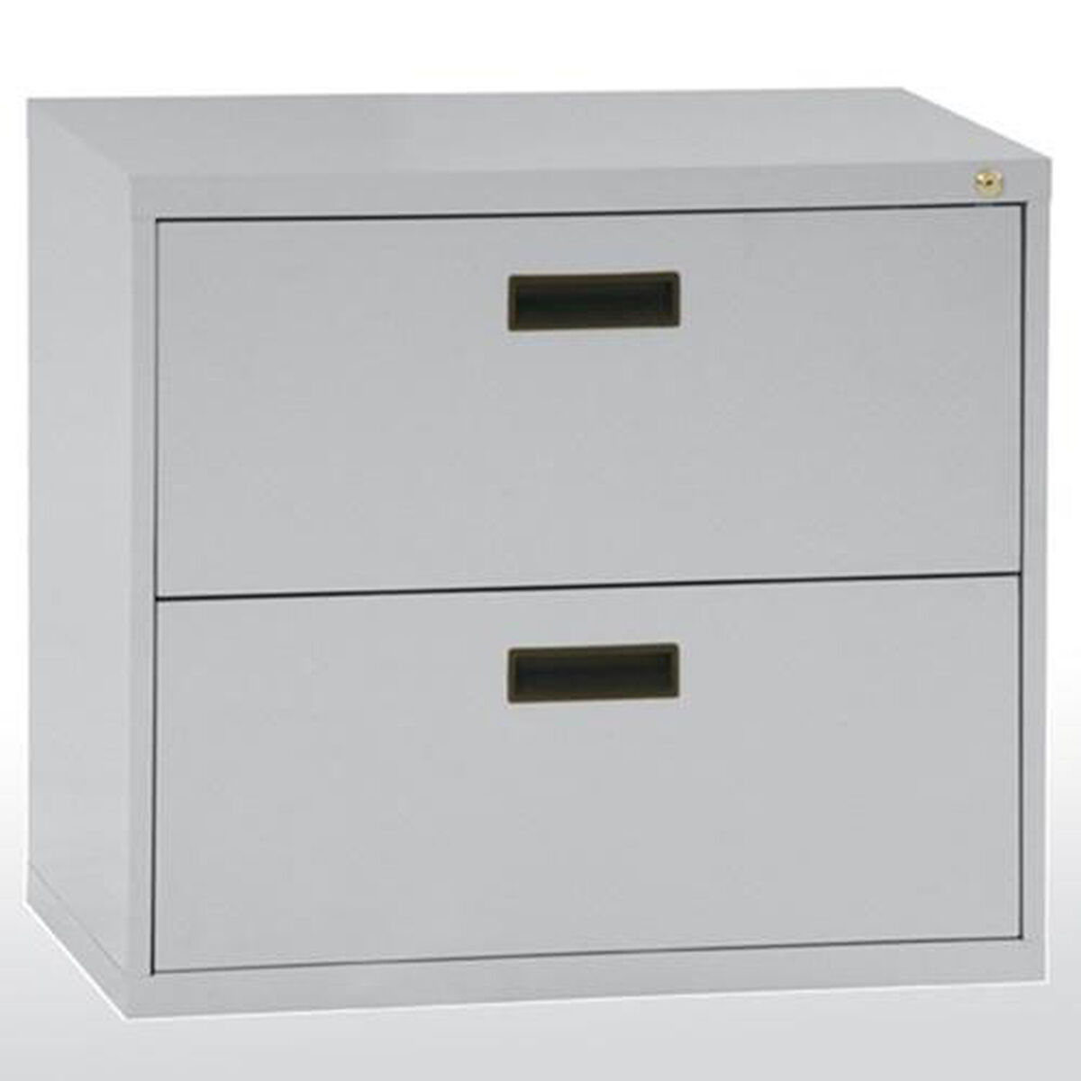 Two Drawer Lateral File Cabinet Dove Gray Product Pl 54 Eel Video Our 400 Series 30 W X 18 D 26 63