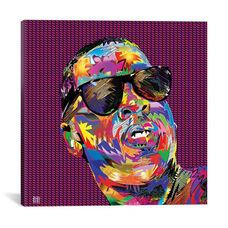 Jay-Z by TECHNODROME1 Gallery Wrapped Canvas Artwork - 26