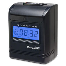 Acroprint Time Recorder 2-Color Print Top-Loading Punch Clock