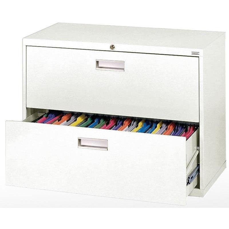 ... Two Drawer Lateral File Cabinet   White. Product PL 101 EEL Video; Our  600 Series 36u0027u0027 W X 19.25u0027u0027 D X 28.38u0027u0027