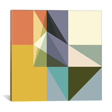 Fragmented Limitations by Richard Blanco Gallery Wrapped Canvas Artwork